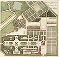 Nouveau Trianon planté par Louis XV - Anonyme - 1760 - CRCV.jpg
