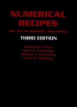 image illustrative de l'article Numerical Recipes