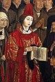 Nuno gonçalves, pannelli di san vincenzo, 1470 ca. 05 l'infante 5.jpg