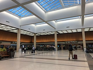 Norfolk International Airport Airport in Norfolk, Virginia