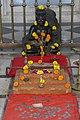 Offrandes à une divinité-City Palace-Udaipur.jpg