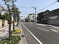 Oita Prefectural Road No.108 near Nakatsu City History & Folklore Museum.jpg