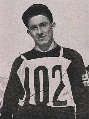 Olaf Hoffsbakken - Image: Olaf Hoffsbakken 1936