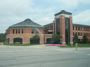 Johnson County, Kansas - Olathe City Hall