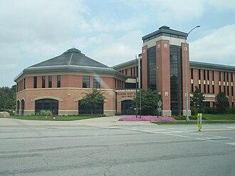 Johnson County, Kansas - Olathe City Hall