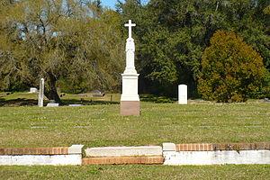 Catholic Cemetery (Mobile, Alabama) - Image: Old Catholic Cemetery 02