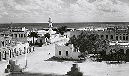 La città di Gibuti