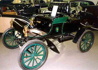 Oldsmobile Curved Dash - Image: Oldsmobile Curved Dash Runabout 1903 2