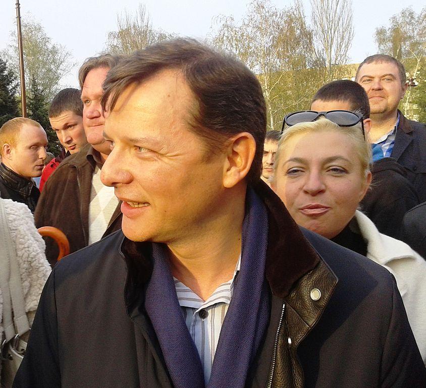 Олег Ляшко обидел память умершего постпредаРФ вОрганизации Объединенных Наций (ООН) Виталия Чуркина