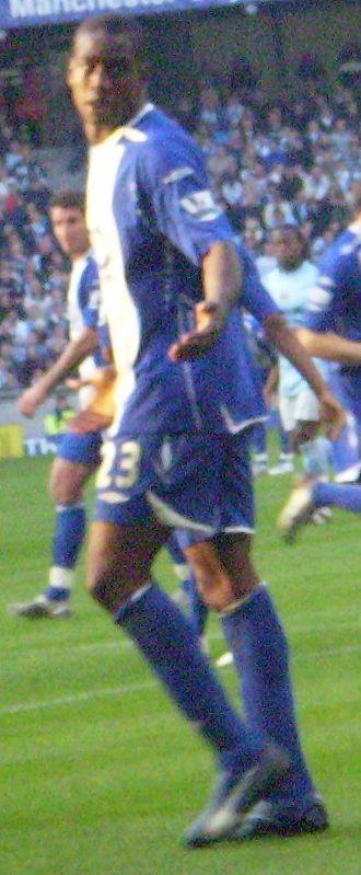Olivier Kapo - With Birmingham City, 2007