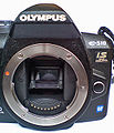 Olympus four thirds camera.JPG