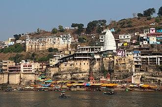 Omkareshwar - Omkareshwar Mahadev Temple