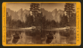 On the Merced River, Cathedral Rocks in the distance, by E. & H.T. Anthony (Firm) 3.png