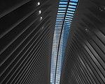 One World Trade Center through the Oculus (91538).jpg