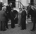 Op Paleis Soestdijk heeft koning Juliana woensdagavond de RTC delegatie ontvang…, Bestanddeelnr 906-4870.jpg