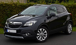 Opel Mokka 1.4 Turbo ecoFLEX Innovation (2012–2016)