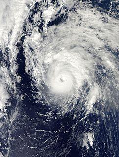 Hurricane Ophelia (2011) Category 4 Atlantic hurricane in 2011