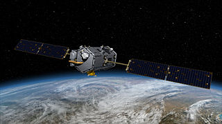 Orbiting Carbon Observatory NASA climate satellite destroyed during a 2009 launch failure