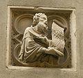 Orsanmichele, decorazione trifora 05.JPG