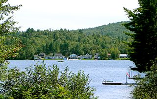 Otter Lake, Quebec Municipality in Quebec, Canada
