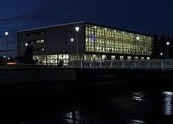 Oulu City Main Library 20151019.JPG