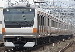 Oume Special Rapid E233-0 set T10.jpg