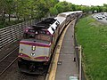 Outbound train stopped at Auburndale.JPG