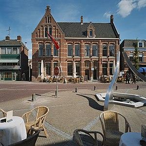 Oost Gelre - Monumental post office in Groenlo