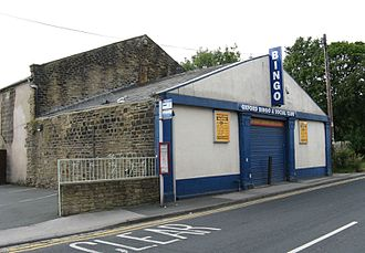 Bolton and Undercliffe - The former Oxford Cinema
