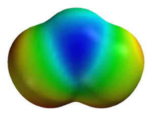 Triatomic molecule - Ozone