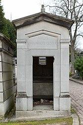 Tomb of Maisonhaute and Ledoux