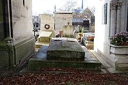 Tomb of Paillard