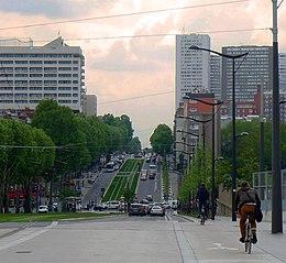 Boulevard mass na wikip dia - 13 avenue de la porte d italie ...