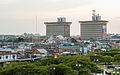PDVSA Towers in downtown Maracaibo.jpg