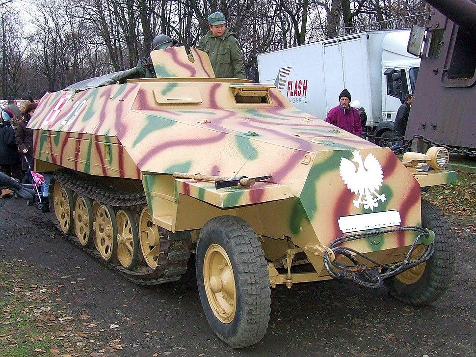 POL Warsaw 11th nov sdkf251