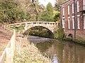 Packhorse Bridge at Quarry Bank Mill - geograph.org.uk - 734147.jpg