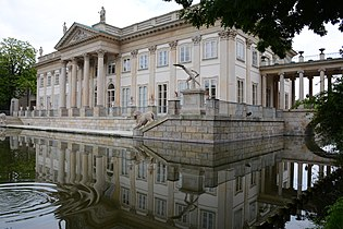 Pałac Na Wyspie Wikipedia Wolna Encyklopedia