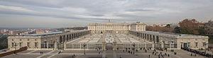 Royal Palace of Madrid - Royal Palace of Madrid