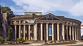 Palacio de la Ópera an der Av. de Arteixo A Coruña das Opernhaus von La Coruna unt. Casa das Ciencias - Galicien Spanien - Foto Wolfgang Pehlemann P1060315.jpg
