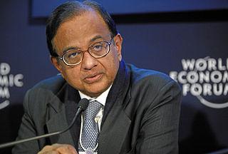 P. Chidambaram Indian politician
