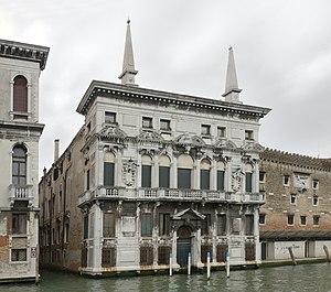 Palazzo Belloni Battagia - Palazzo Belloni Battagia.