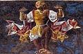 Palazzo schifanoia, salone dei mesi, 09 settembre (ercole de' roberti), bilancia 01 2.jpg