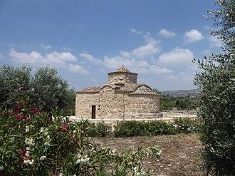 Choirokoitia (village) - Panagia tou Kampou, Choirokoitia