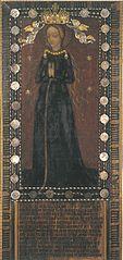 Virgin Mary of České Budějovice