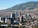 Panorámica del centro De Medellín