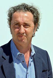 Paolo Sorrentino Italian film director and screenwriter