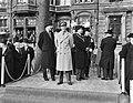 Parade van de Koninklijke Studenten Schietvereniging t.g.v.het 16e lustrum voor , Bestanddeelnr 911-7512.jpg