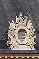 Paris - Toiture de la cour d'honneur des Invalides - Lucarne ornée de trophés d'arme - 0011.jpg