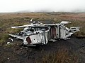 Part of the Wreckage of the Botha - geograph.org.uk - 535406.jpg