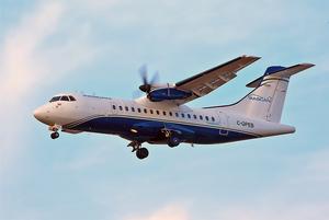 Pascan Aviation - Pascan Aviation ATR 42-300